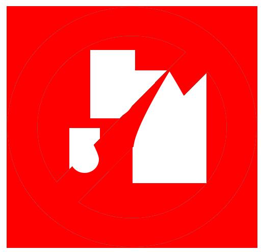 Bij regen niet buiten gebruiken